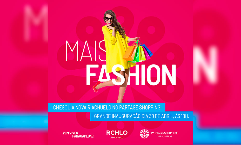 8875278ccf Partage Shopping Parauapebas se prepara para inaugurar Riachuelo – Portal  PBS